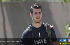 Cedera, Alvaro Morata Terancam Absen di Pesta Spanyol - JPNN.com