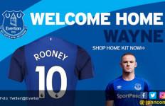 Rooney Pakai Nomor 10 di Everton - JPNN.com