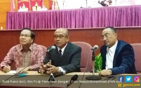 Rizal Ramli: Selat Malaka tak Kondusif untuk Pelayaran - JPNN.com