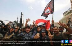 ISIS Keok, Mosul Kembali ke Kekuasaan Tentara Irak - JPNN.com