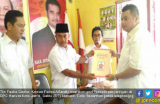 Usai Datangi Hanura, Fasha Juga Ambil Formulir di Gerindra - JPNN.com