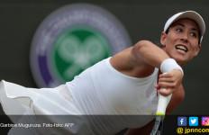Muguruza! Cantik, Tinggi, Punya Lesung Pipit, Lolos ke Semifinal Wimbledon - JPNN.com