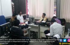 Diduga Minta Rp300 Juta untuk Proses PAW, Ketua Gerindra Kepri Diperiksa Polisi - JPNN.com