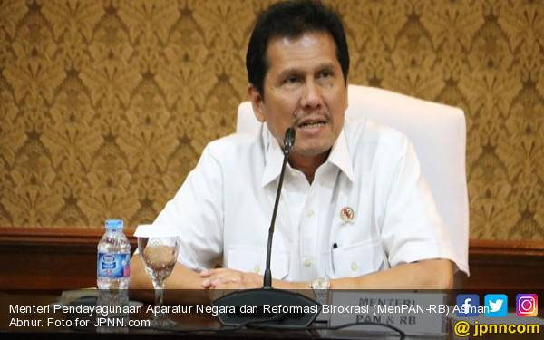 Menteri Asman Tidak Sidak, Tunggu Laporan PPK - JPNN.com
