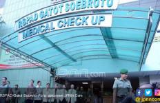 Beginilah Cara TNI Menjaga Hermansyah di RSPAD - JPNN.com