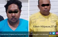 Polisi Berhasil Tangkap Dua Pembacok Ahli IT ITB Hermasnsyah - JPNN.com