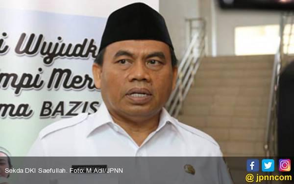 Lagi-Lagi, Anies Didesak Pecat Saefullah - JPNN.com