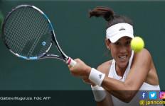 Menang Mudah Atas Rybarikova, Muguruza Tembus Final Wimbledon Untuk Kedua Kali - JPNN.com