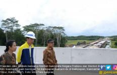 Pak Jokowi Ingin Tol Balikpapan-Samarinda Tuntas Desember 2018 - JPNN.com