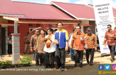 Fasilitas Rumah Program Jokowi Bikin Rini Soemarno Kecewa - JPNN.com