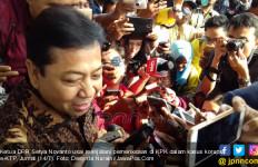 Tiga Bulan Dicekal, Novanto Akhirnya Menyandang Status Tersangka - JPNN.com