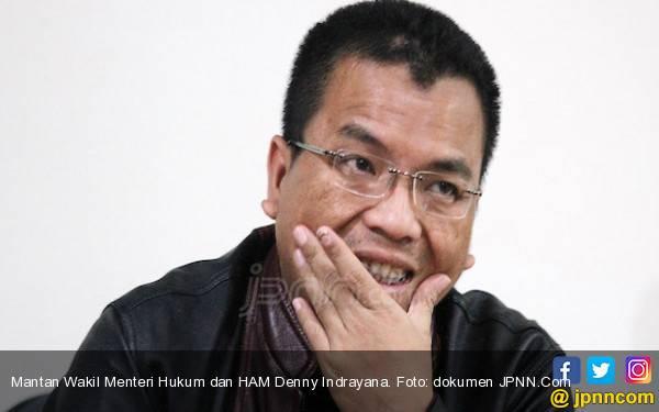 Mau Gugat Hasil Pilpres ke MK, BPN Prabowo Gaet Denny Indrayana & Eks Wakil Ketua KPK - JPNN.com
