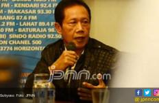 Bang Yos Bercanda dengan Pak Wiranto, Hahaha - JPNN.com