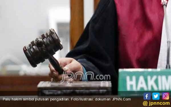 Kabulkan Kasasi JPU, MA Vonis Diding 10 Tahun Penjara - JPNN.com