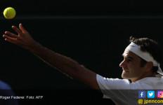 Ekspres! Federer Catat Final ke-11 di Wimbledon - JPNN.com