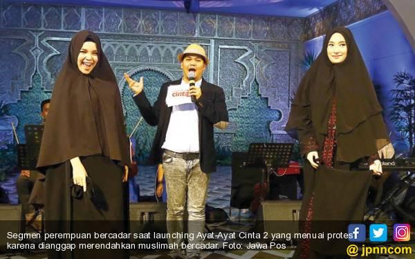 Gimmick Buka Cadar Tuai Kecaman, Indra Bekti: Jelas Konteksnya - JPNN.com