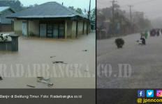 Dikepung Banjir, Kampung Ahok Terisolir - JPNN.com