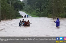 Korban Banjir Capai 2.409 Jiwa, 20 KK Mengungsi ke Rumah Keluarga Ahok - JPNN.com