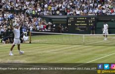 No Surprise! Federer Raih Gelar ke-8 Wimbledon, 19 Grand Slam - JPNN.com