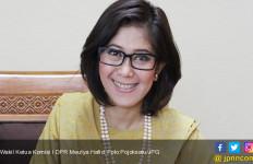 Anggota Dewan Cantik Ini Dukung Pemerintah Tutup Medsos - JPNN.com