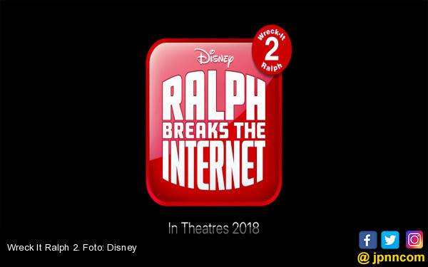 Ralph Breaks the Internet Manjakan Fan Disney - JPNN.com