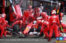 Seluruh Anggota Tim Ferrari F1 Dipaksa Isolasi Diri Sepulang dari Australia - JPNN.com