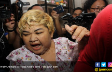 Pretty Asmara Kesulitan Masuk Kamar Mandi Penjara - JPNN.com
