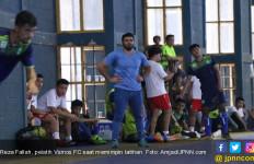 Vamos FC Ogah Kehilangan Poin dari Naft Al Wasat - JPNN.com