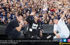 Mantan Kekasih Awkarin Tutup Usia, Ini Kata Young Lex - JPNN.com