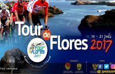 Tour de Flores 2017 Sukses, Thomas Lebas Juara Umum - JPNN.com