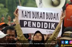 Pernyataan Keras Ketum IGI soal Nasib Guru Honorer K2 - JPNN.com