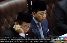 Novanto Pimpin Paripurna, RUU Pemilu Langsung Disetujui secara Aklamasi - JPNN.com