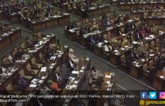 Gerindra, PAN, Demokrat dan PKS Pilih Walkout Tolak Voting RUU Pemilu - JPNN.com