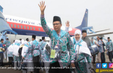 Penerbangan Perdana Calon Jemaah Haji Dimajukan Sehari - JPNN.com