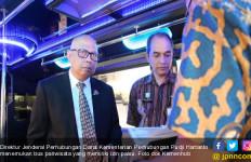 Sori, Dirjen Darat tak Rekomendasikan Bus Pesta Beroperasional - JPNN.com
