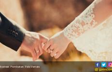 Whooss...Ini 6 Pernikahan Seleb Hollywood Tersingkat - JPNN.com