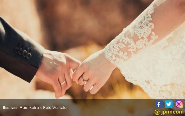 Konsep Pernikahan Seperti ini Lagi Jadi Tren - JPNN.com