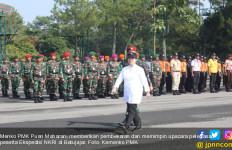 Mbak Puan Lepas Peserta Ekspedisi NKRI Koridor Papua Bagian Selatan - JPNN.com