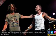 Chris Cornell, Chester Bennington dan Lagu yang Tak Selesai Dinyanyikan - JPNN.com