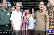 Edy Rahmayadi Rekomendasikan Pemain Muda Ini Masuk PSMS Medan - JPNN.com