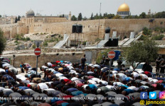 Sudah Tak Kuat, Palestina Minta Bantuan DK PBB - JPNN.com
