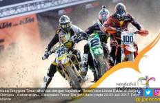 Road Race Lintas Batas Hentak Crossborder TTU-Timor Leste - JPNN.com
