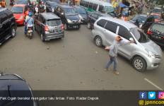 Polda Metro Jaya Tunda Peresmian Pak Ogah sebagai Pengatur Lalin - JPNN.com