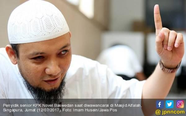 Bantah Perkara Novel Baswedan Dilimpahkan ke Polres Jakut - JPNN.com