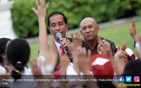 ICW Sindir Eks Aktivis di Lingkaran Istana, Teten Cs Cuma Bilang Begini - JPNN.com