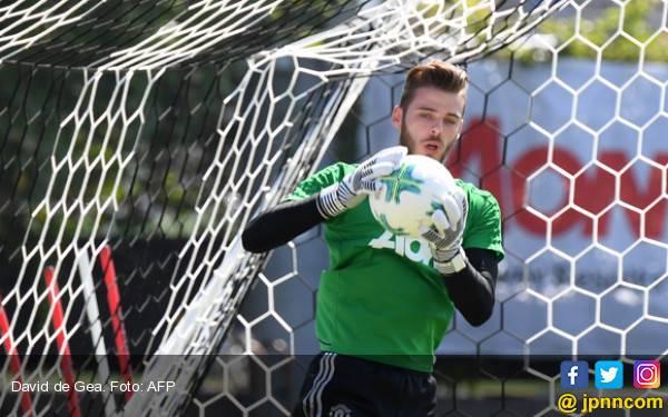 De Gea jadi Pahlawan MU saat Taklukkan Madrid - JPNN.com