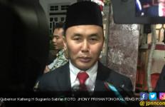 Ibu Kota Dipindah ke Kaltim, Begini Respons Gubernur Kalteng - JPNN.com