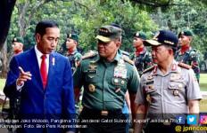 Tolak Panglima TNI, AS Mau Beri Shock Therapy ke Jokowi - JPNN.com