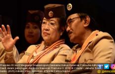 Salam Pramuka, Menpora Butuh Klarifikasi Adhyaksa soal HTI - JPNN.com