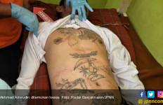 Usai Tulis Asma Allah di Tangan dan Dada, Tahanan Gantung Diri - JPNN.com